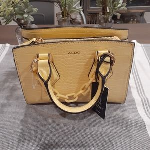 Aldo mini satchel crossbody